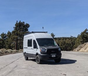 Ford Transit Van Compass Lift