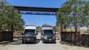 Sweet Oaks Ranch Harvest Host winery